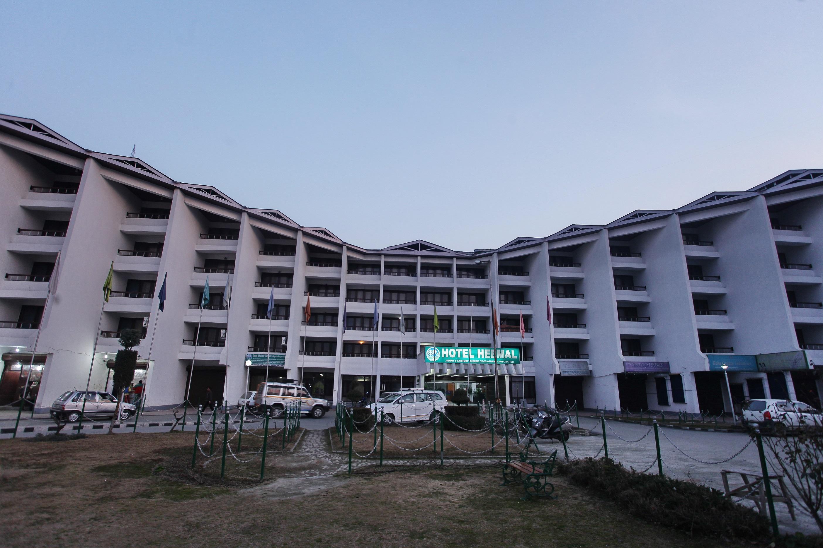 Hotel Heemal Dal Lake Srinagar